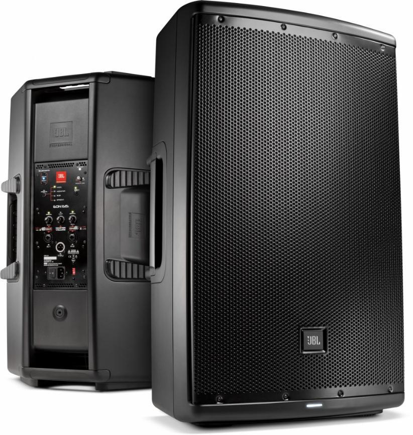 JBL EON615, 500Watt, Aktiv-Lautsprecher