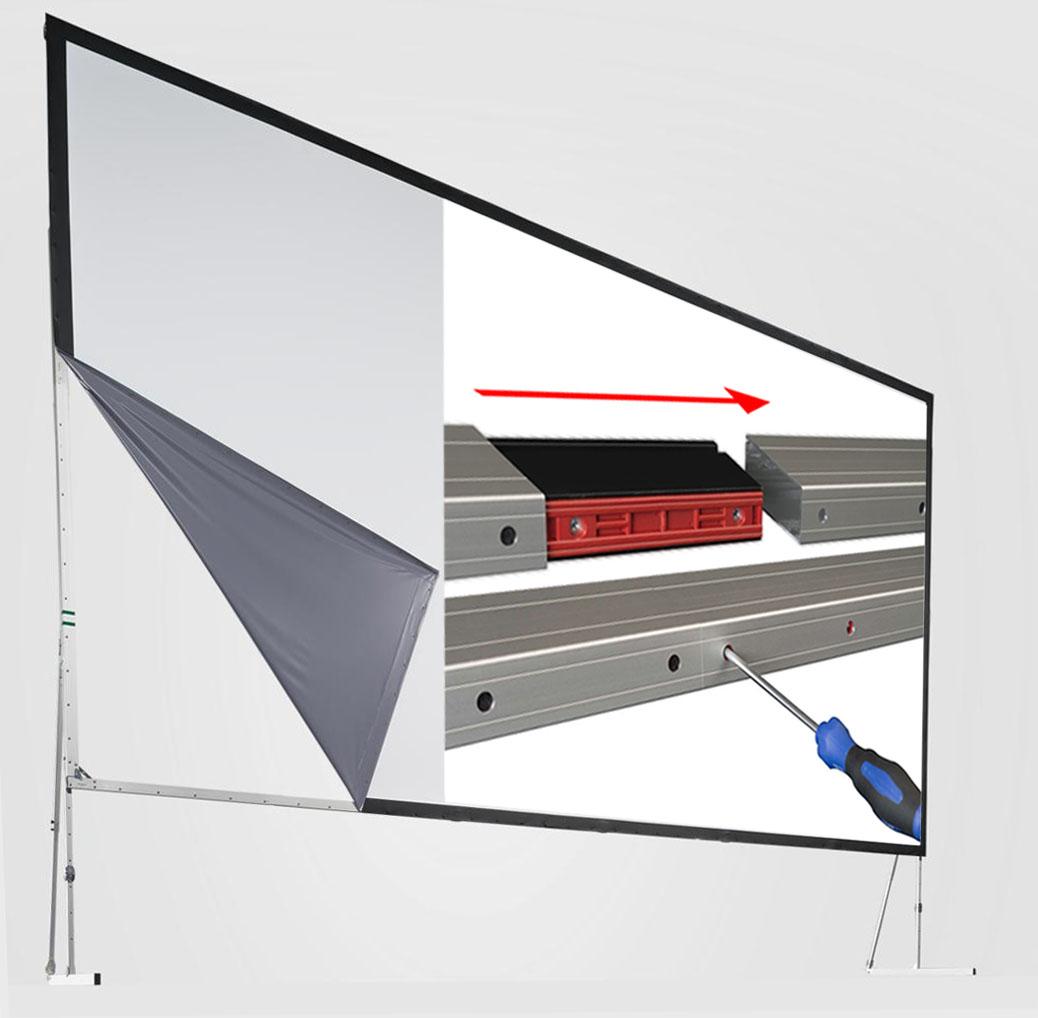 VARIOCLIP-CLAMP, Folienhaken, innenliegende Verriegelung, Aufpro, Rückpro, schwarz, alle Formate, Angebots-Anfrage per Bestell-Formular