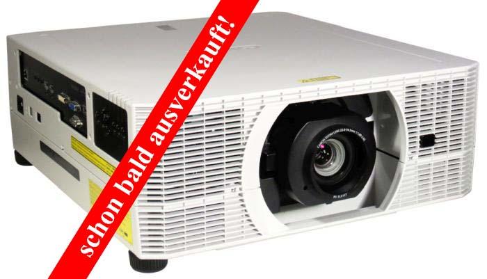 Canon XEED WUX5800z 1920x1200Pixel, Laser, 5800ANSI, 5J.Garantie, (nur noch Demogerät mit Standardoptik ca.100h)