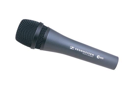SENNHEISER EVOLUTION E835S, dynamisches Sprechermikro