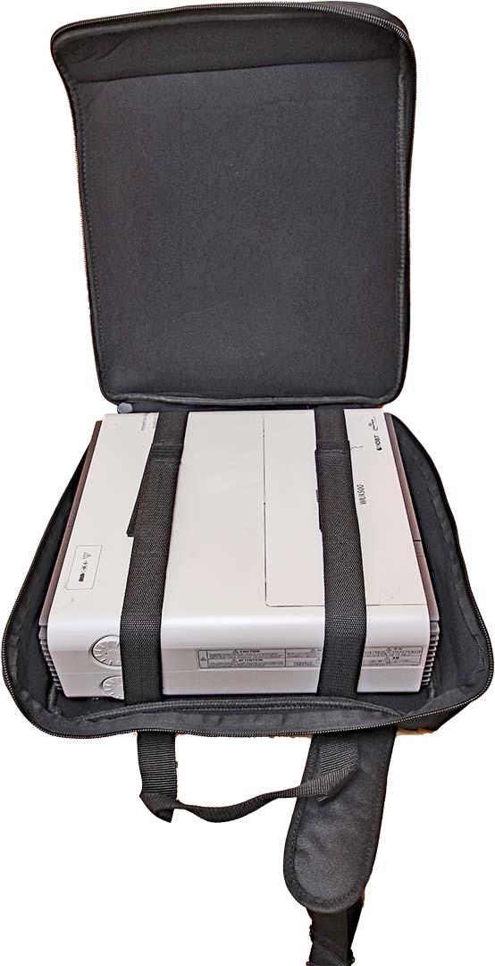 Beamertasche 25L für WUX500 / WUX450 (nicht ST)