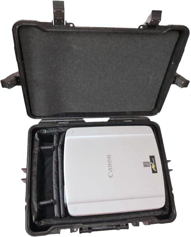 Beamerkoffer 51L für WUX6500 / WUX6010 /WUX5000 usw.