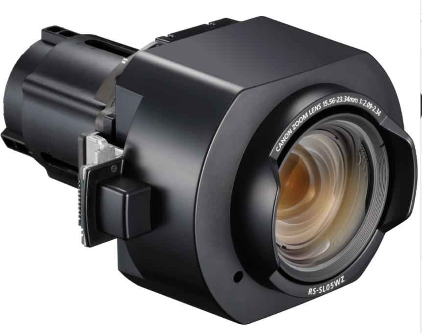 CANON WUX7500/7000z usw. Wide Zoom 1.00 - 1.50 zu 1
