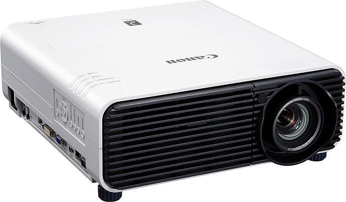 Canon XEED WUX500 1920x1200Pixel, gebr. bis 1900h, Rest-Garantie mit Tasche