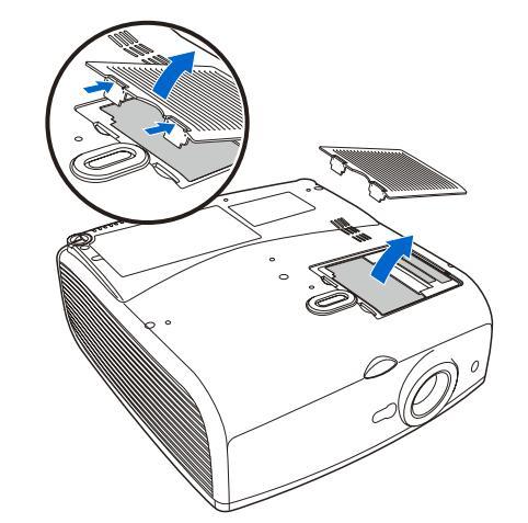 Luftfilter klein YB7-0865 für XEED SX80