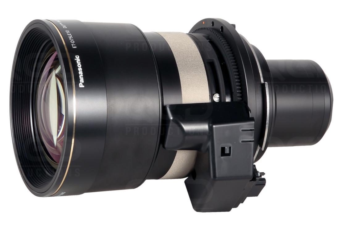 Panasonic Objektive für DZ680/770/870 & RZ660/770/870/970 Serie Angebots-Anfrage per Bestell-Formular
