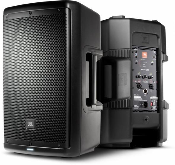 JBL EON610, 500Watt, Aktiv-Lautsprecher