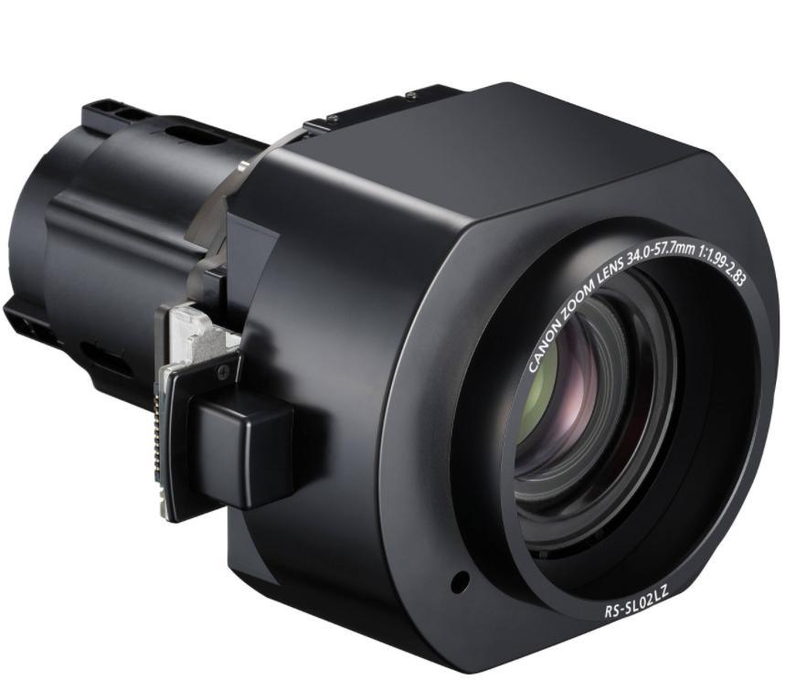 CANON WUX7500/7000z usw. Long Zoom 2.19 - 3.74 zu 1